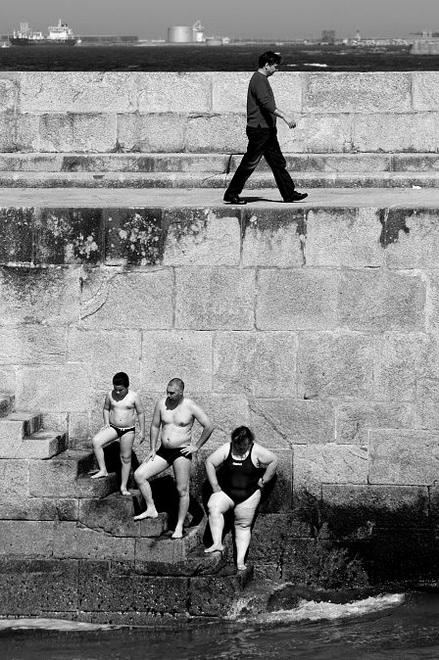 Henri Cartier-Bresson -  Leningrad, USSR
