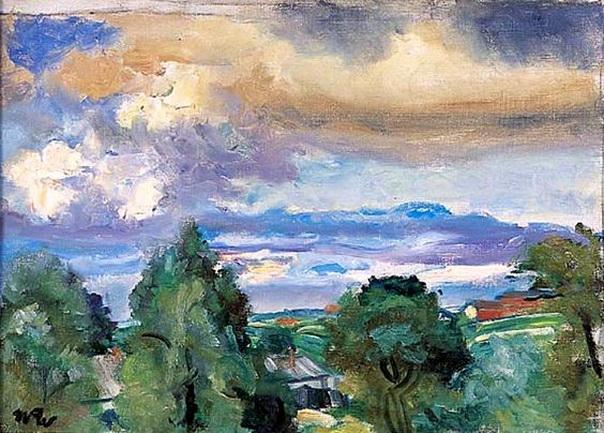 Wojciech Weiss - Landscape