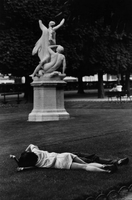 Marc Riboud - Paris, 1953-
