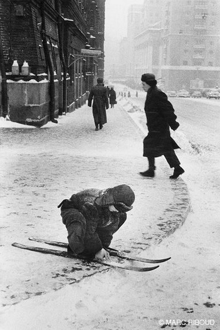 Marc Riboud - Moscow, 1960