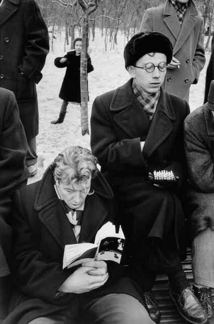 Marc Riboud - Moscow. 1960