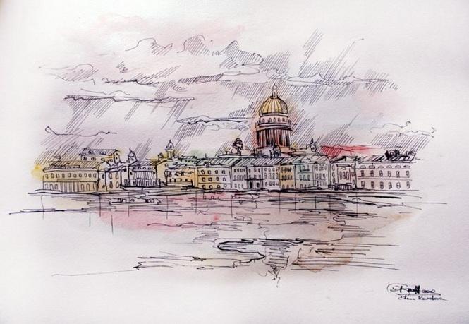 Ковалева  - Санкт-Петербург
