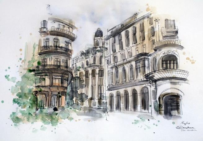 Ковалева  - Мадрид
