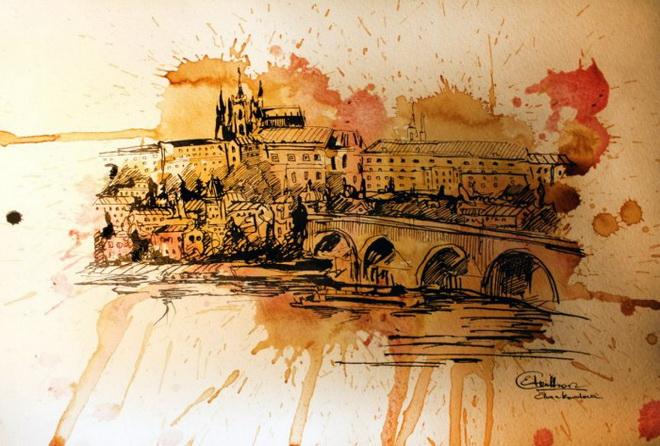 Ковалева  - Прага
