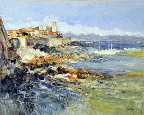 Jean Paul Surin - Antibes