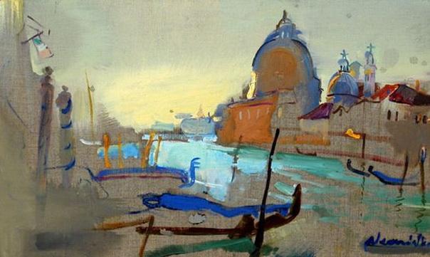 Neonilla Medvedeva - Salute (Venice) - 2008