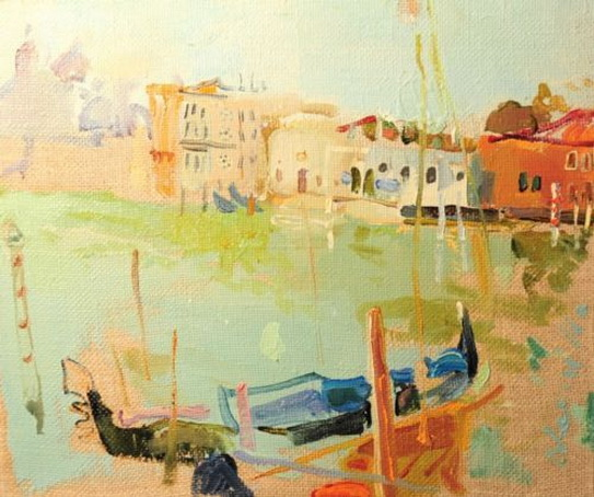 Neonilla Medvedeva -  Venice 5
