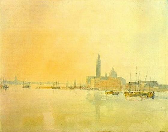 Joseph Mallord William - Venice 3