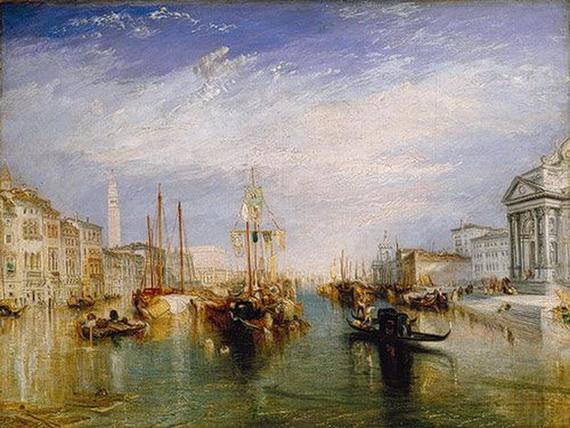 Joseph Mallord William - Venice