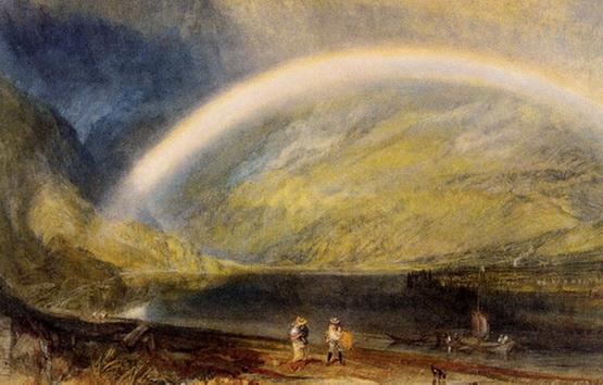 Joseph Mallord William Turner  Rainbow