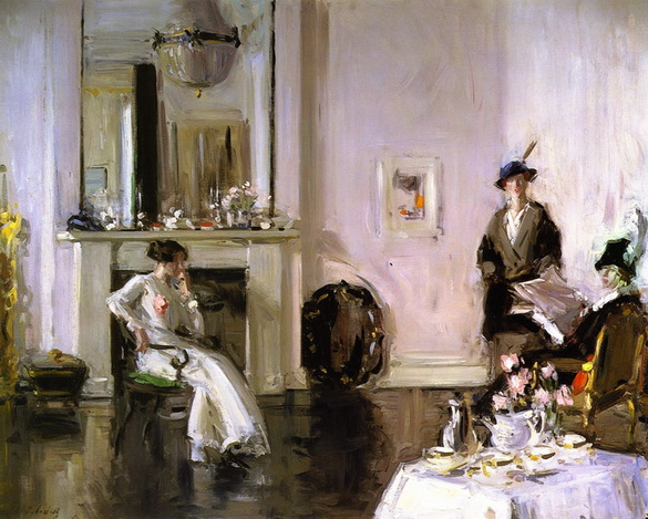 Francis Cadell   Afternoon, 1913