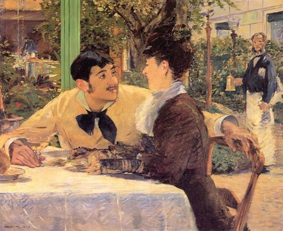 Edouard Manet   lathuile