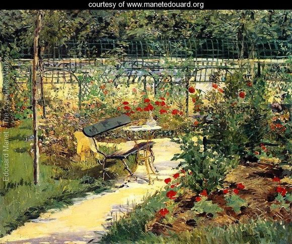 Edouard Manet   The-Bench-large