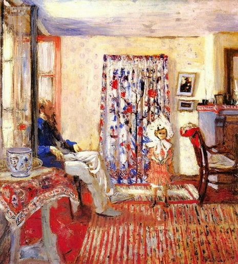 Edouard Vuillard - child