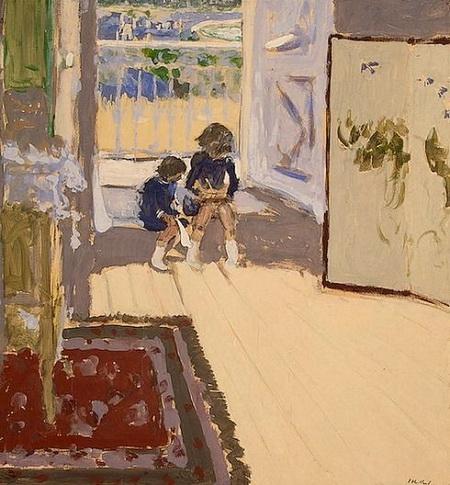 Edouard Vuillard - Children in a Room