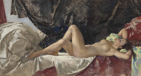 William Russell Flint - JASMIN