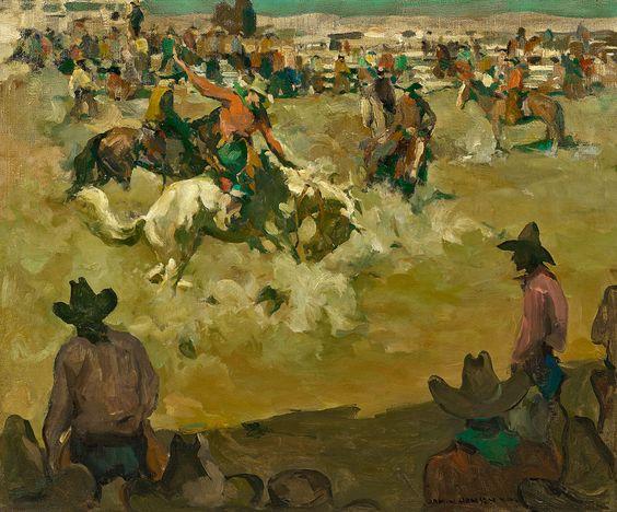 Armin Hansen - Cowboy Sport