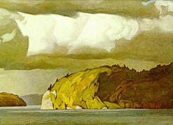 Franklin Carmichael -   October Storm Clouds