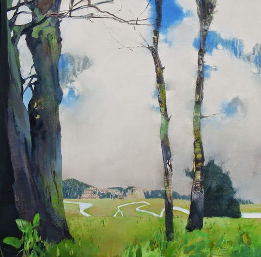 Randall David Tipton -   Estuary Overlook
