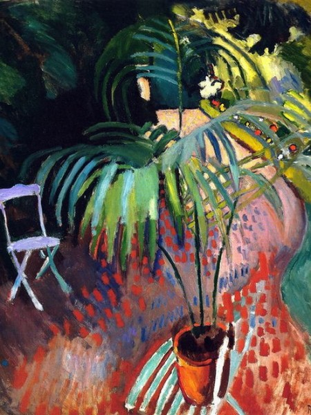 Raoul Dufy - Little Palm Tree