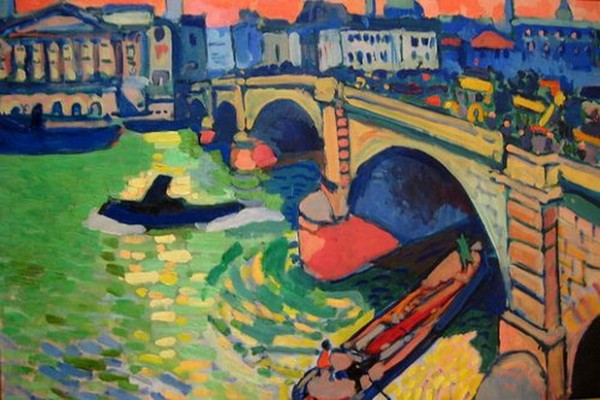 Andre Derain  - London Bridge