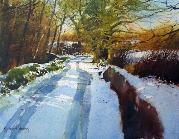 Richard Thorn - After the snow