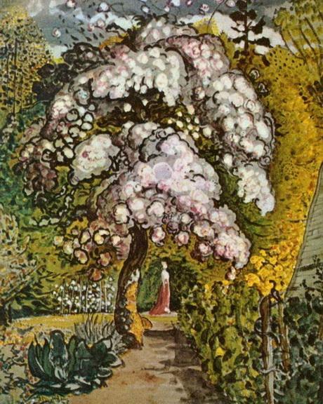 Samuel Palmer - In a Shoreham Garden