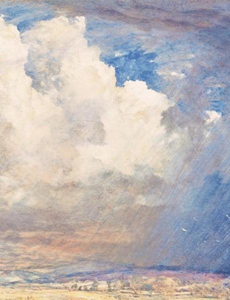 Samuel Palmer - Summer Storm near Pulborough