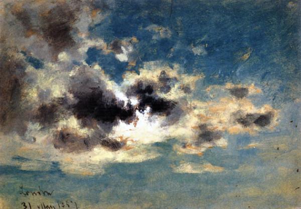 David Cox - Clouds