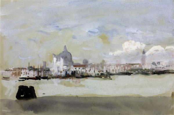 Hercules Brabazon Brabazon - A Grey Day, Venice