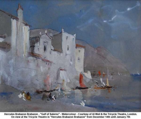 Hercules Brabazon Brabazon - Gulf of Salerno