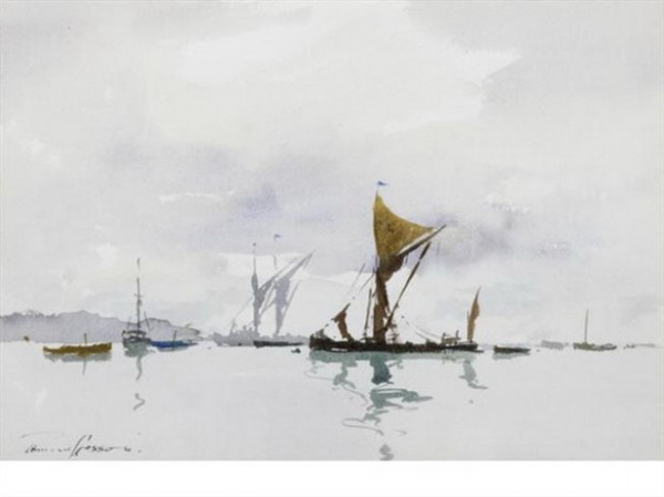Edward Wesson -  OFF PIN MILL