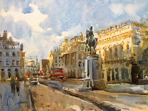 Jose De Juan - Waterloo Place