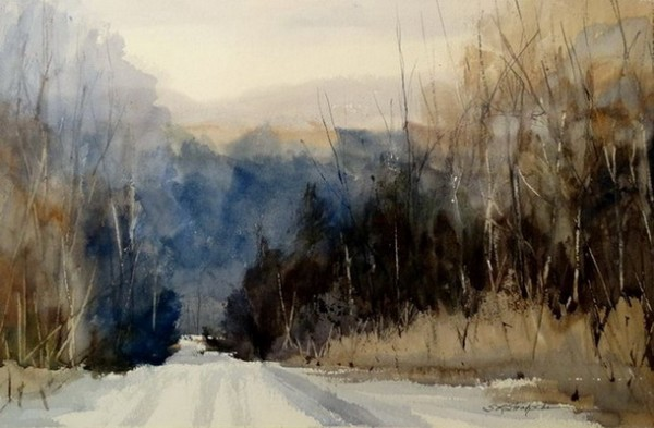 Sandra Strohschein - White Road Indian River