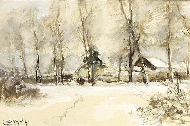 Louis Apol - Winter Time