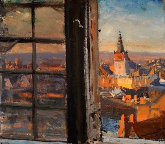 Leon Jan Wyczolkowski - Krakow