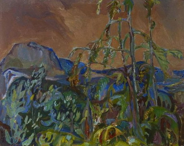 Frederick Varley -  Upper Lynn Valley, Vancouver