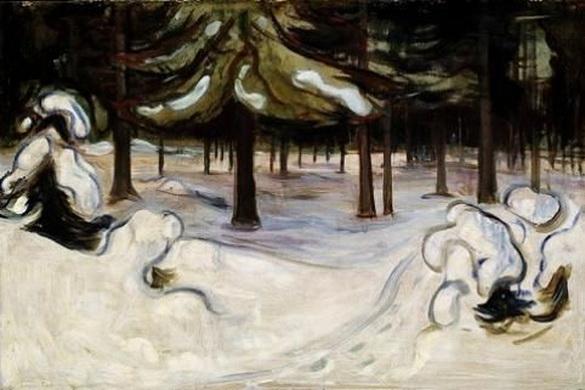 Edvard Munch  - 3