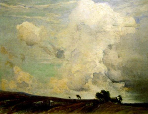 E Phillips Fox -  Approaching Storm