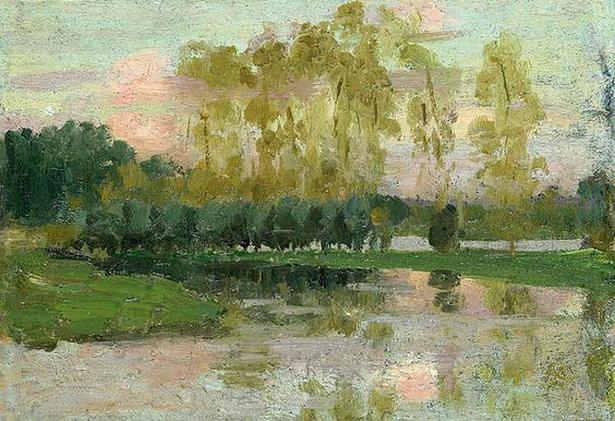 E Phillips Fox -   Landscape