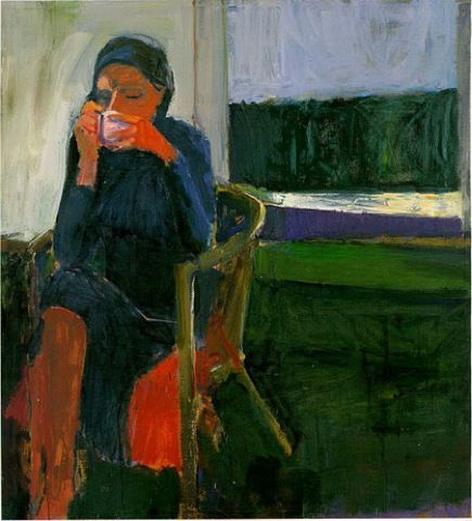 Richard Diebenkorn - Coffee