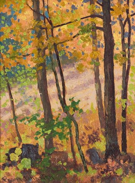 Frank Johnston - Autumn Colour