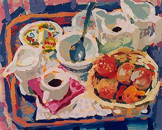 Charles Sovek - French Breakfast