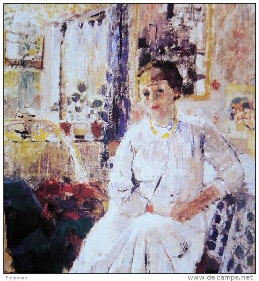 Rik Wouters -  Portrait of a Lady