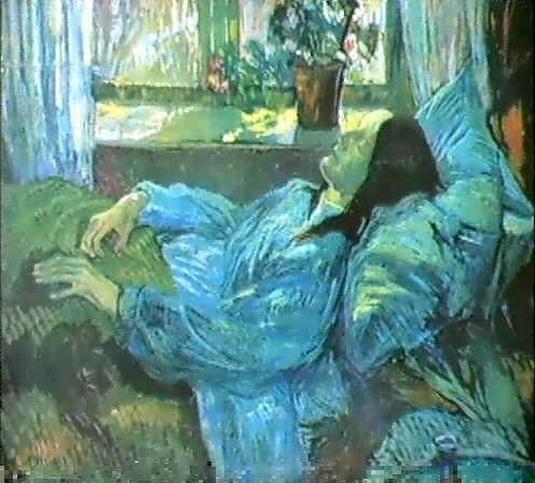Axel Torneman - Morgon 1906