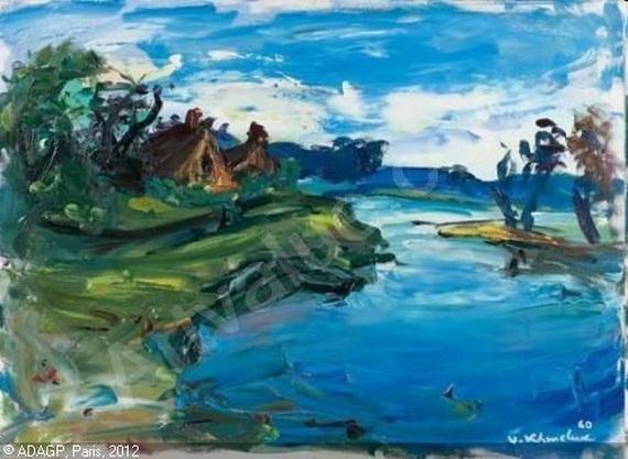 Vassyl Khmeluk - Paysage