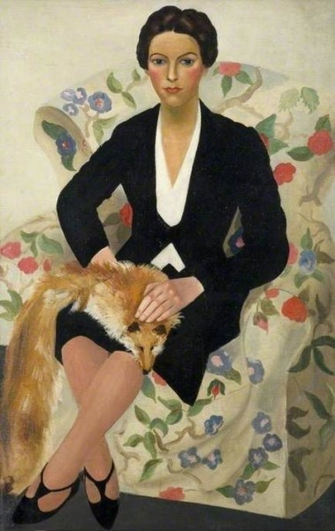 Christopher Wood -  mlle bourgoint