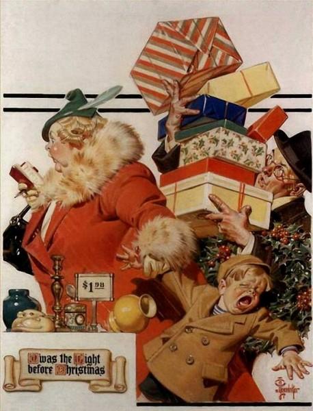 Joseph Christian Leyendecker (American, 1874-1951) Untitled. 1926 г.