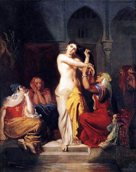 Eugene Delacroix -  2