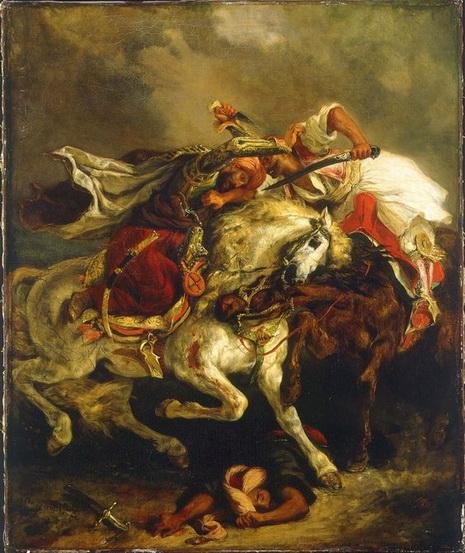 Eugene Delacroix -  3